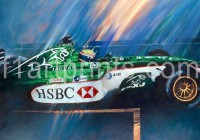 Webber & Jaguar